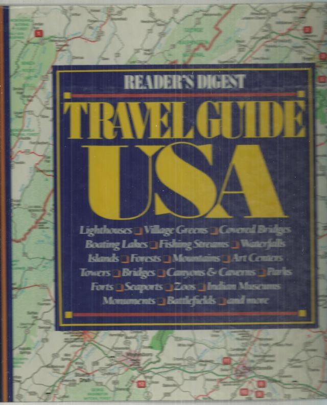Image for TRAVEL GUIDE USA