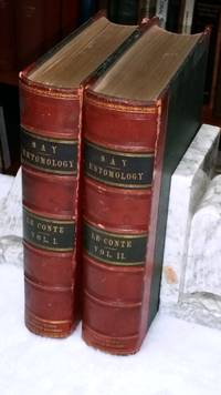 The Complete Writings of Thomas Say on the Entomology of North America (Two Volumes)