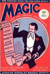 image of Magic: New and Unusual Entertainment: 102 E-Z Tricks