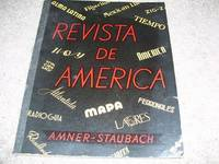 image of Revista de America an anthology from Spanish - American magazines
