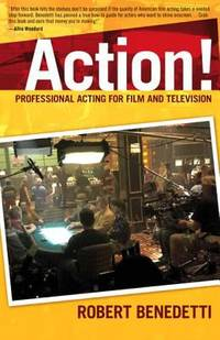 Action! : Professional Acting for Film and Television