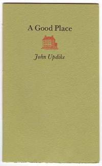 (NY): Aloes Editions, 1973. First edition, limited to 100 numbered and 26 lettered copies signed by ...