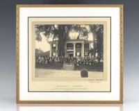 Theodore Roosevelt Signed Photograph. by  Theodore Roosevelt - Signed First Edition - 1909 - from Raptis Rare Books (SKU: 88168)