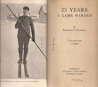 image of 25 Years a Game Warden