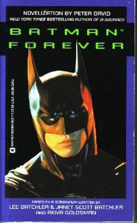 Batman Forever by  Peter David - Paperback - 1995 - from Odds and Ends Shop and Biblio.com