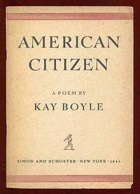 New York: Simon & Schuster, 1944. Softcover. Fine. First edition. Stapled self-wrappers. First and l...