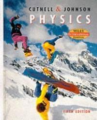 WIE Physics, 5th Edition Wiley International Edition