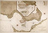 [Denmark] Carte de Detroit du Sond Contenant les Costes de L'Isle de Zélande Comprises ente Nicopen et L'Isle de Meun, et Celles du Schonen Depuis la Pointe de Kol, jusqu'a Valsterbon. Levée et Gravée Par Ordre du Roy