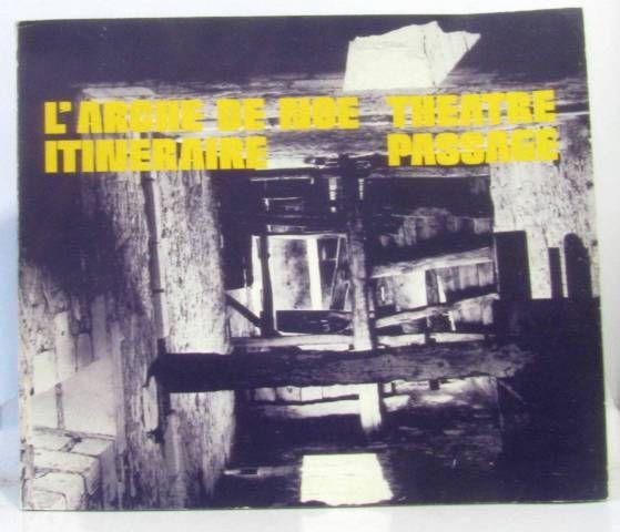 l 39 arche de no 1967 1977 by th tre l 39 arche de no atelier incandescence 1977 from. Black Bedroom Furniture Sets. Home Design Ideas