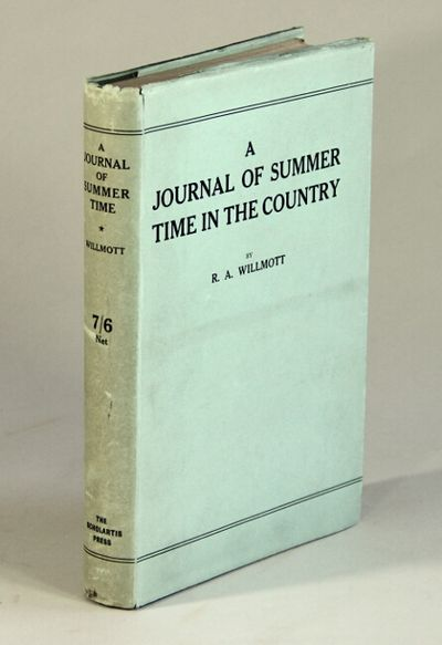 London: The Scholartis Press, 1928. Edition limited to 750 copies on Abbey Mills paper, 8vo, pp. 235...