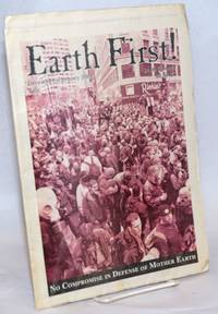 image of Earth First! The radical environmental journal; Vol. 20 No. 2, Yule, December-January 2000