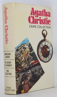 Agatha Christie Crime Collection: Sparkling Cyanide, The Secret of Chimneys, Five Little Pigs