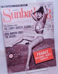image of Modern Sunbathing_Hygiene vol. 26, #10-113, October 1956: Bettie Page Cover