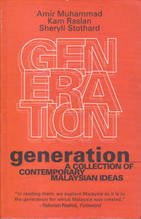 Generation: A Collection of Contemporary Malaysian Ideas