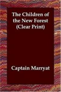 image of The Children of the New Forest (Clear Print)