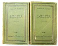 Lolita (Volumes One and Two) by  Vladimir Nabokov - Paperback - First Edition - 1955 - from PsychoBabel & Skoob Books and Biblio.com