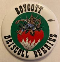 image of Boycott Driscoll Berries [pinback button]