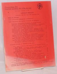 Alternative Newsletter. Prepared for the June 1984 Portland NEB