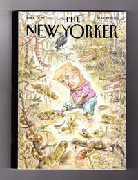 The New Yorker - May 21, 2018. Trump Swamp Cover. Weaponized Video Games; Victims' Rights - Harm Justice?; A True American Wine; Trump's Purge; NRA Hulk; Duplass Brothers; Techno-Germans; Erin Markey