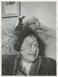 image of Original photograph of Louella Parsons