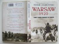 image of Warsaw 1920: Lenin's failed conquest of Europe