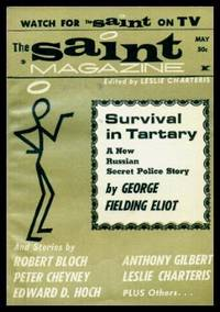 image of THE SAINT - Volume 23, number 5 - May 1966