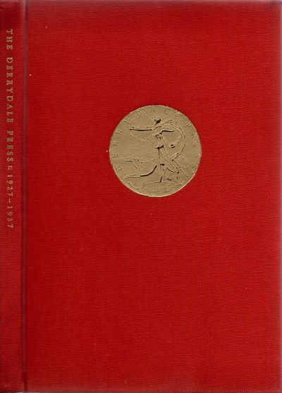 New York: Derrydale Press, 1937. First Edition. Hardcover. Very good. Octavo. xxiv, , 71 pages, page...