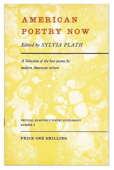 . First Edition. Paperback. Second volume in the Critical Quarterly Poetry Supplement series, with c...