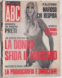 ABC ANNO VIII - N. 18 - MILANO 1 MAGGIO 1970