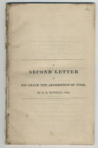 A second letter to his grace the archbishop of York, on the present corrupt state of the Church of England.
