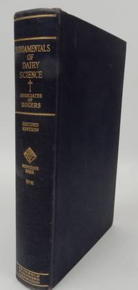 Fundamentals of Dairy Science ... Second edition