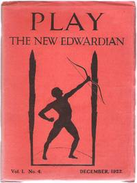 image of Play - The New Edwardian. Vol.1, No.4. December 1922