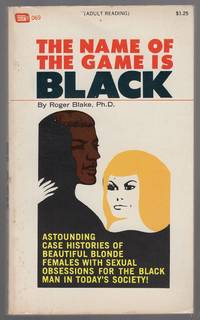 The Name of the Game is Black