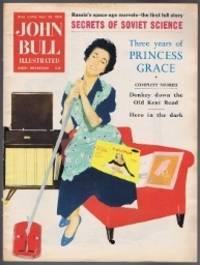 image of John Bull Illustrated: Apr 25 1959 No.2756