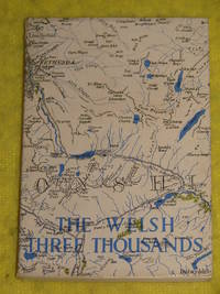 Footpath Guide No. 38, The Welsh Three Thousands