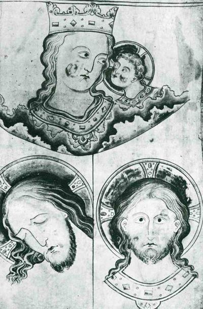 2 vols., 276, 373 pp. scholarly survey of 188 early Gothic manuscripts illuminated in the British Is...