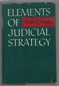 Elements Of Judicial Stradegy