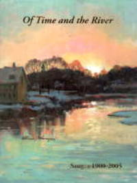image of OF TIME AND THE RIVER : Saugus, 1900-2005