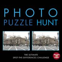 Photo Puzzle Hunt: The Ultimate Spot-the-differences Challenge
