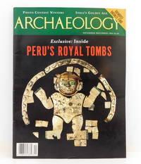 Archaeology: November/December 1992 (Vol 45  No 6