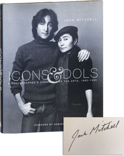 New York: Amphoto Art, 1998. First Edition. Hardcover. A 35 year chronicle of celebrity personalitie...