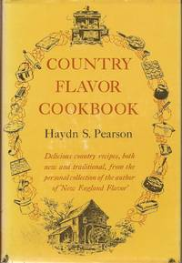 image of Country Flavor Cookbook