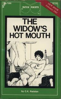 The Widow's Hot Mouth  PP7290