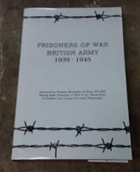 image of Prisoners of War British Army 1939-1945