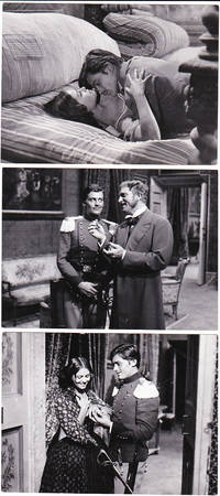 The Leopard (Collection of three original photographs from the 1963 film)