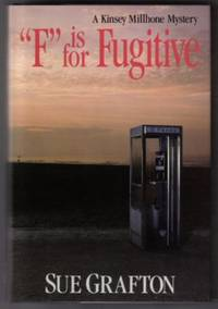 """image of """"F"""" Is For Fugitive  - 1st Edition/1st Printing"""