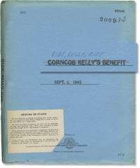 image of Ride, Kelly, Ride [Corncob Kelly's Benefit] (Original screenplay for the 1941 film)