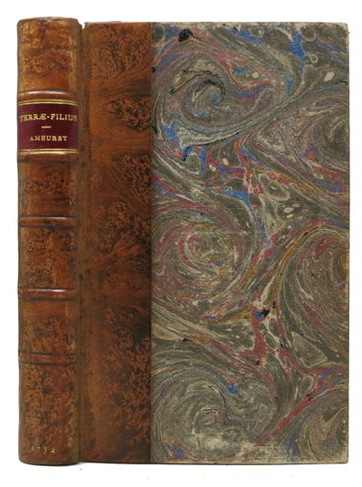 London: R. Francklin, 1754. 3rd edition (Cordeaux & Merry 5229). Later tan quarter tree calf, with m...