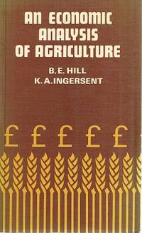 An Economic Analysis Of Agriculture