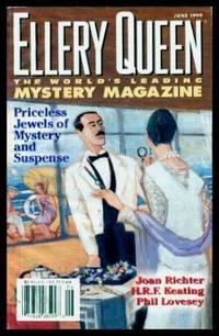 image of ELLERY QUEEN'S MYSTERY -  Volume 113, number 6 - June 1999